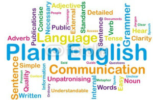 Make sure you write in plain English and you will improve your marketing
