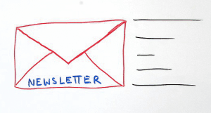 Why newsletters don't work any more
